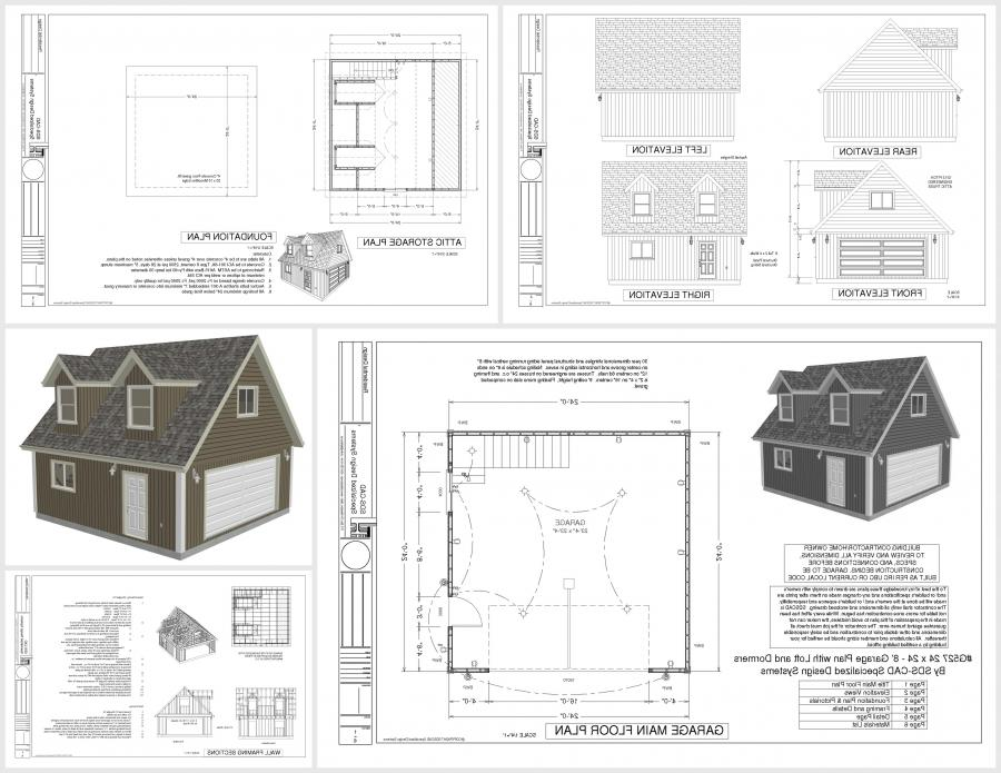 Dormer house plans photos Dormer house plans