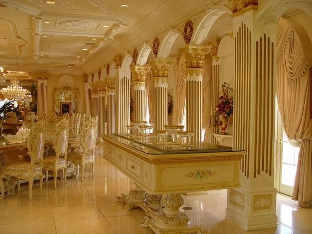 Palatial House