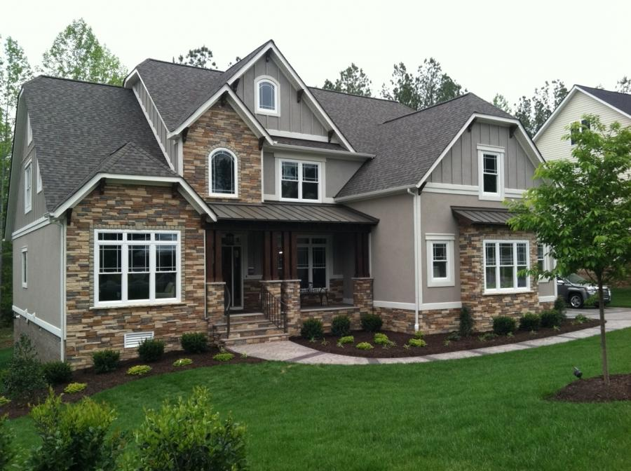 Vinyl siding examples photos Vinyl siding house plans