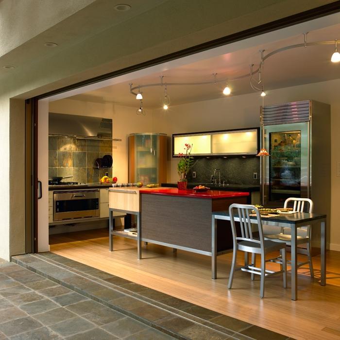 Open Plan Kitchen Design Photos