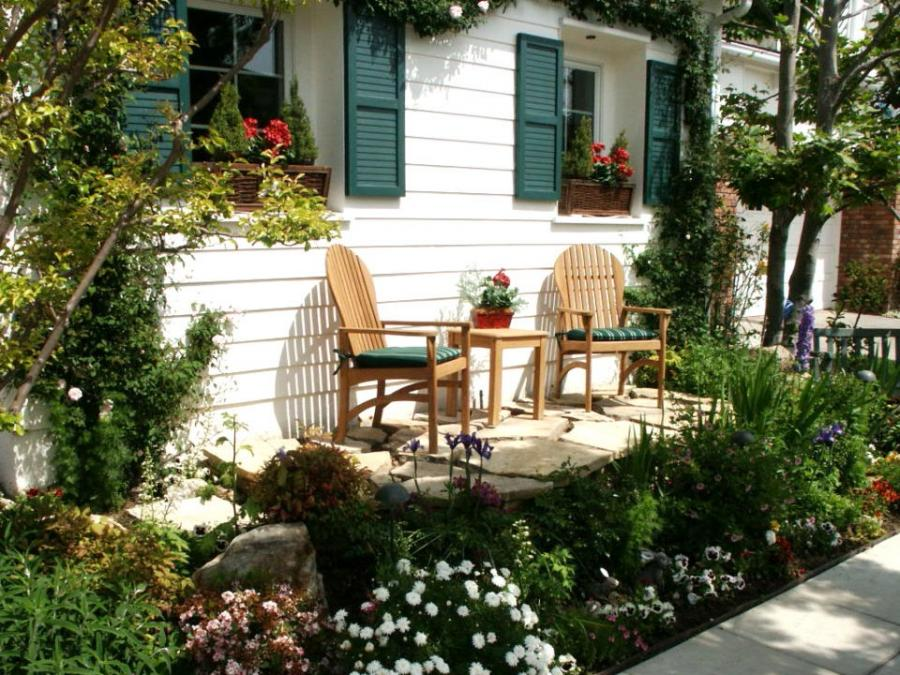 French Garden Designs Pictures