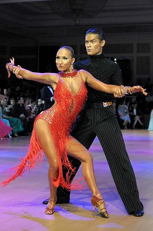 international latin dance competition