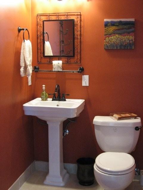 Photos of southwestern bathrooms for Bath remodel albuquerque