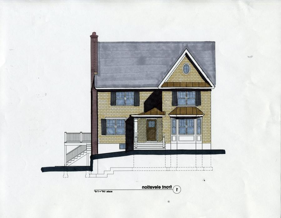 front elevation complete architectural solution ask home