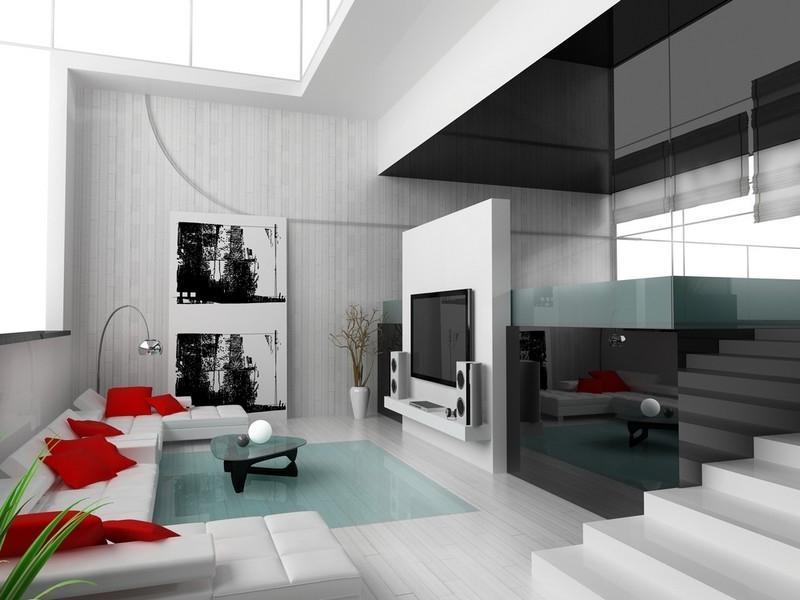 decoration interieur moderne photo. Black Bedroom Furniture Sets. Home Design Ideas