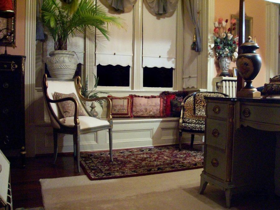 Boudoir style bedroom photos for Boudoir bedroom ideas decorating
