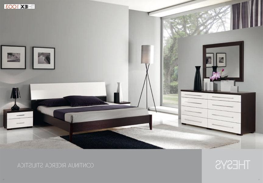 Contemporary Collections Mcs Modern Bedroom Styles Italy Thesys...