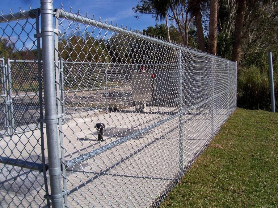 Chain Type Fencing