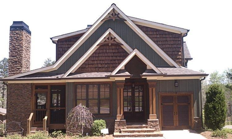 Craftsman House Photo Gallery