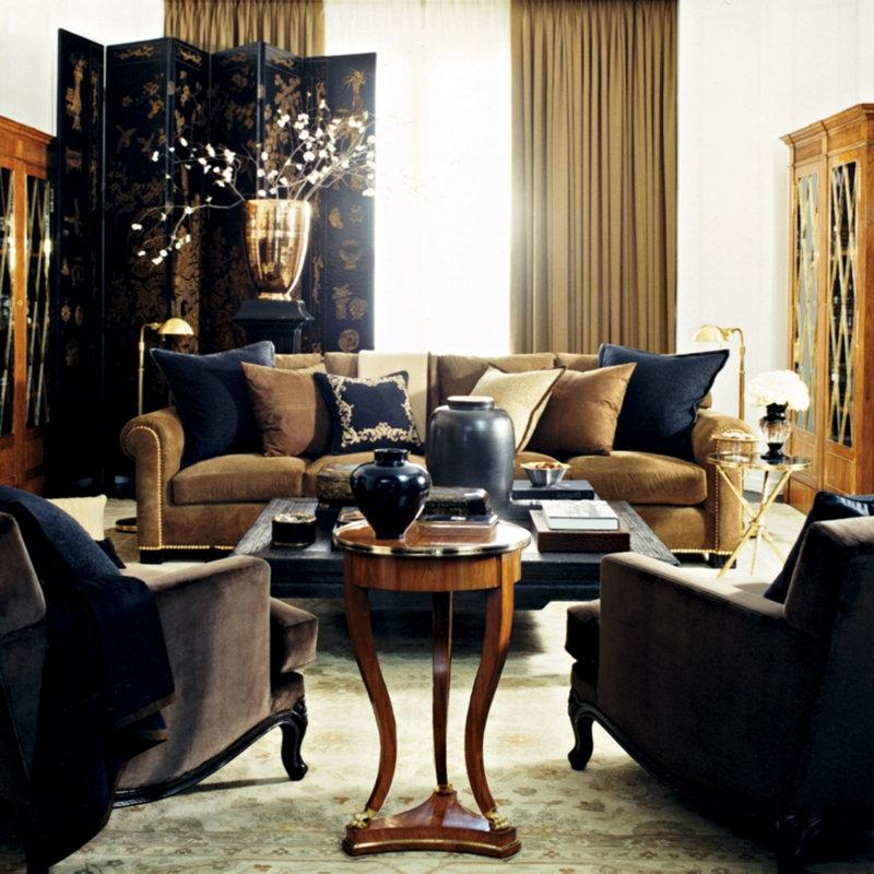 Ralph lauren living room photos for Ralph lauren living room designs