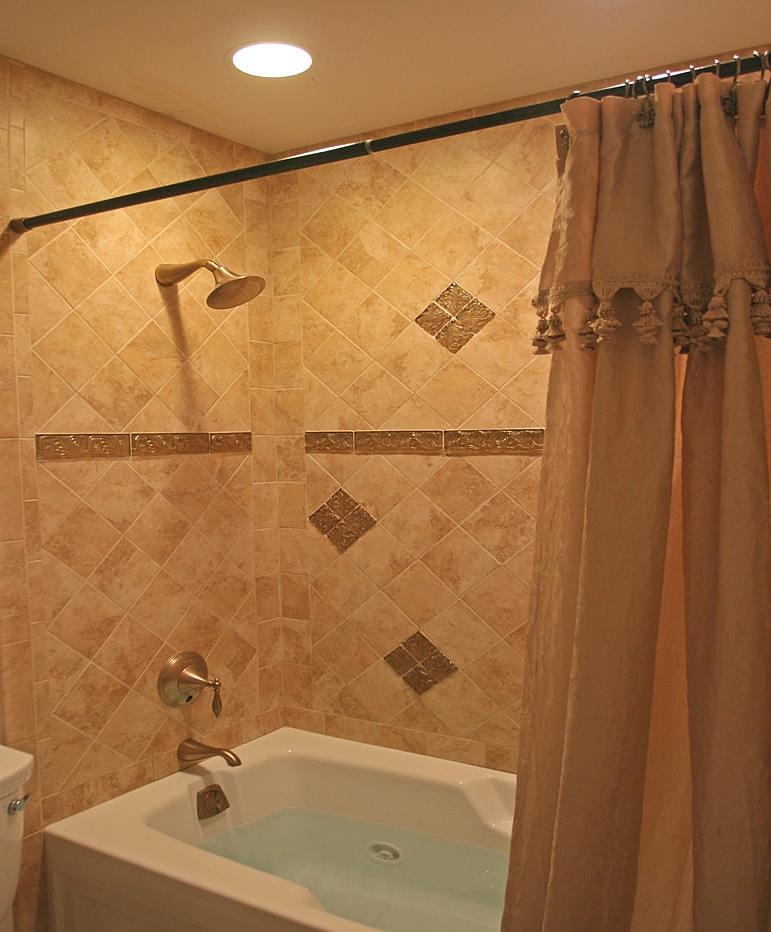 Guest 1 2 Bathroom Ideas: Tile Bathroom Design Photos