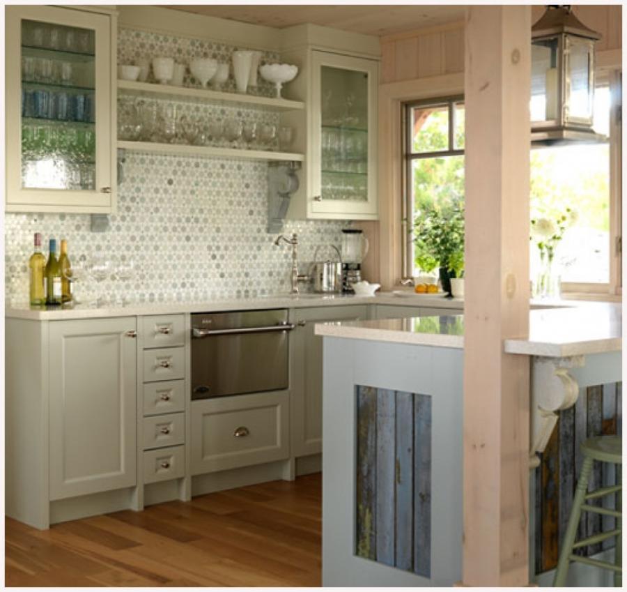Traditional Indian Kitchen Design: Modern Cottage Kitchen Photos