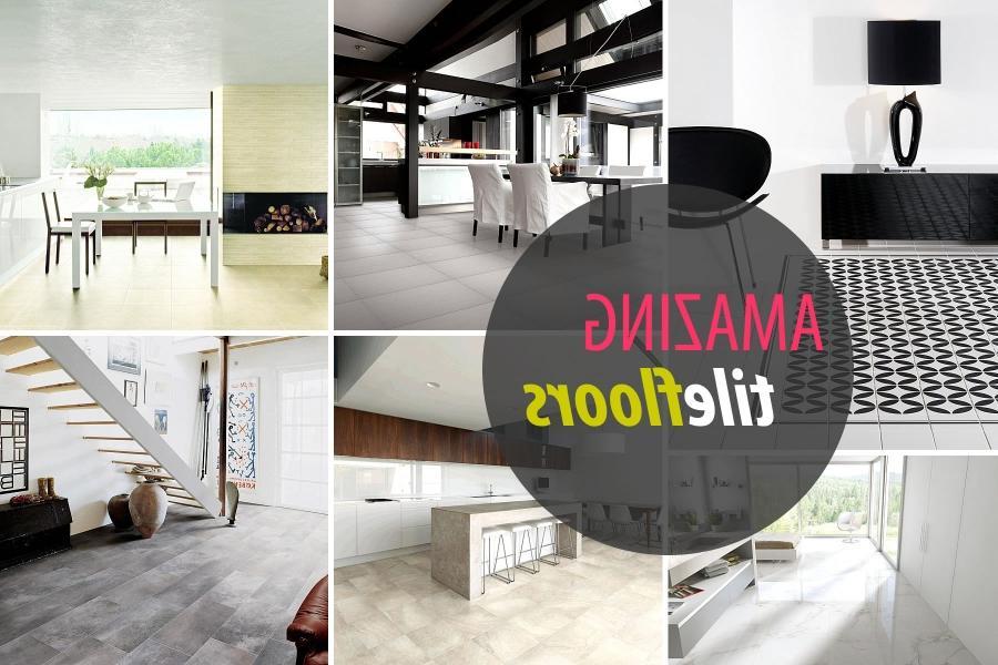 Tiles for floor design
