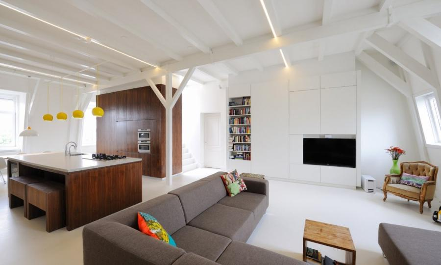 Aa 050112 01 Weteringschans Apartment Interior by I Love...