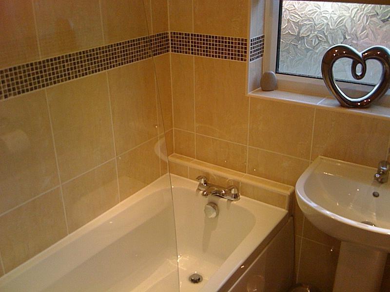 bath bath mosaic photo tile