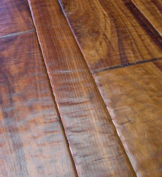 Hand scraped hardwood flooring tools 125 mm width white for 100 floors floor 54