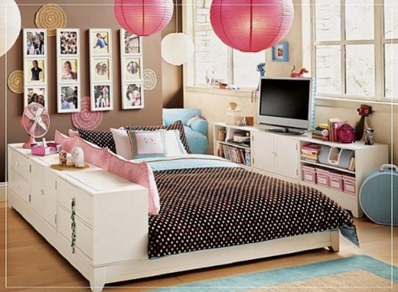 Подростковая комната своими руками для девочки