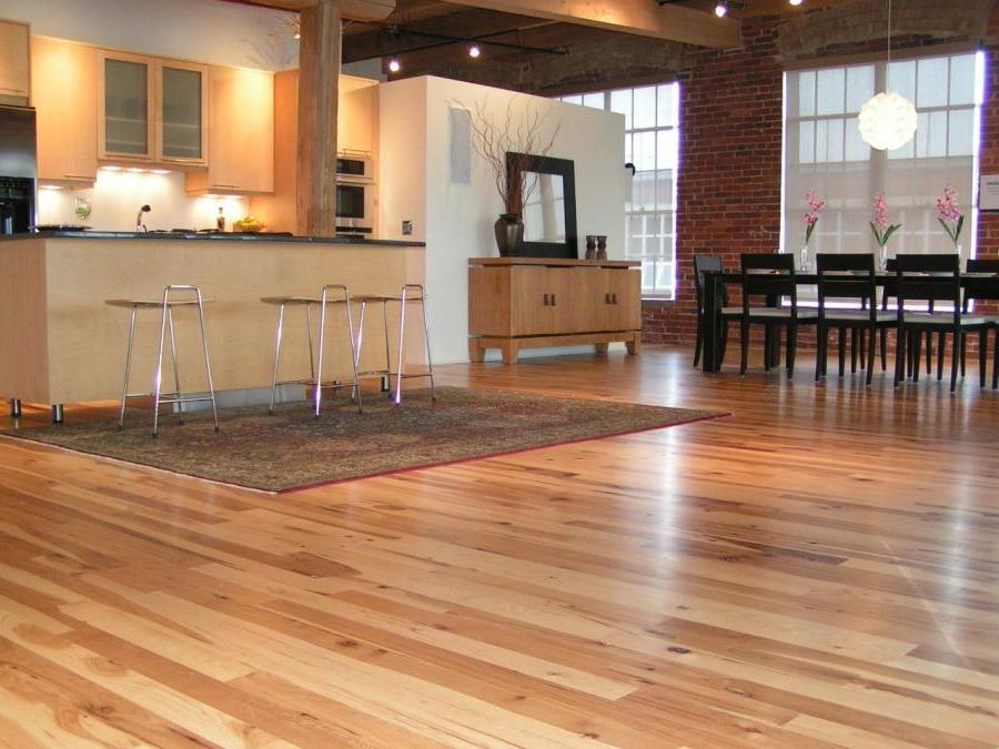 Hickory Hardwood Floor Photos