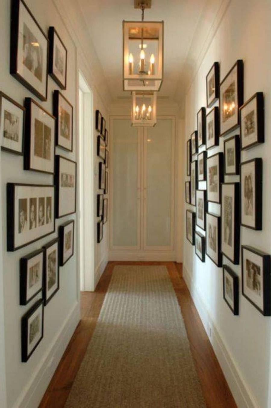 small front hall design with foyer pendant lighting and wall...
