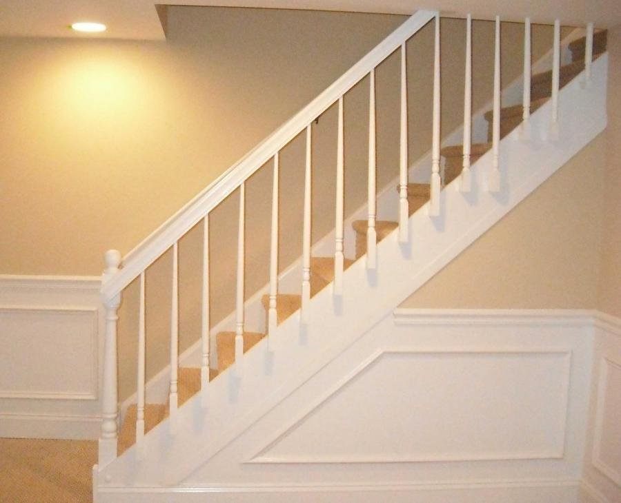 Uniform Building Code Residential Stairs