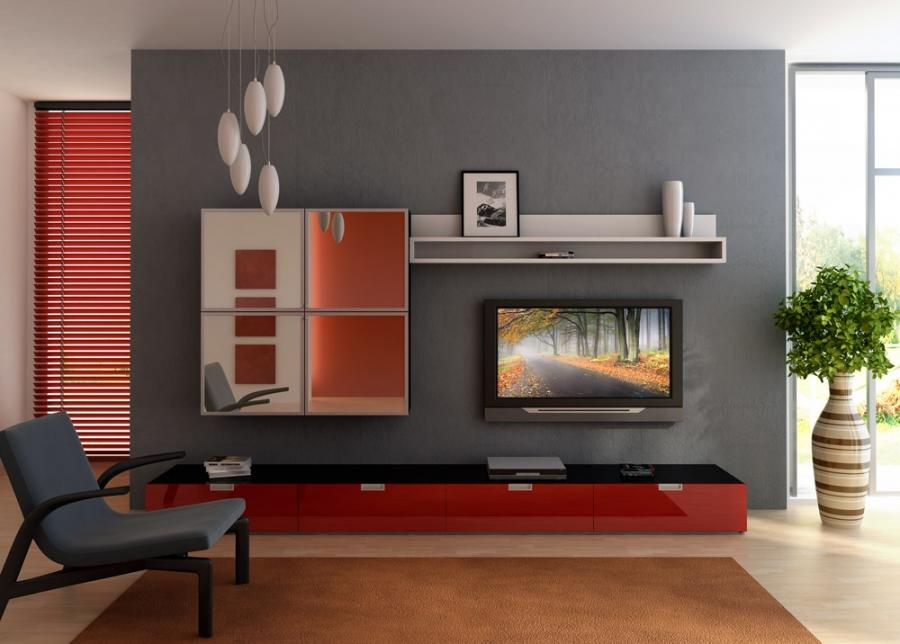 Small Living Room Color Design Interior Arrangement For Home...