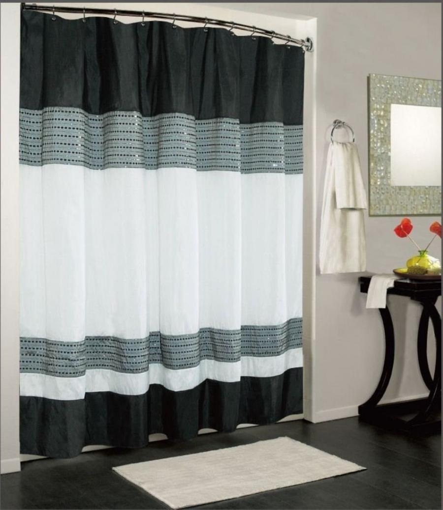 Put your photo on a shower curtain - Bathroom tile design ideas to avoid the culture misconception ...