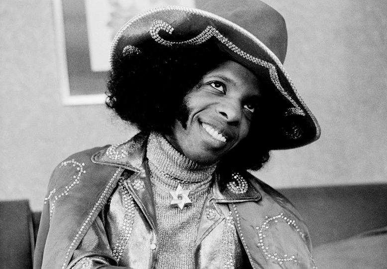 Sly Stone, who was known as Sylvester Stewart when he attending...