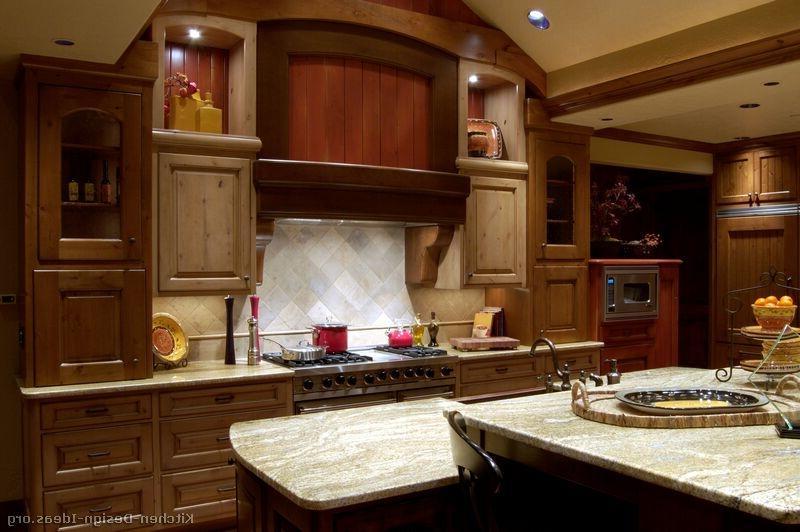 Kitchen paint ideas butter cream kitchen paint ideas for Butter cream colored kitchen cabinets