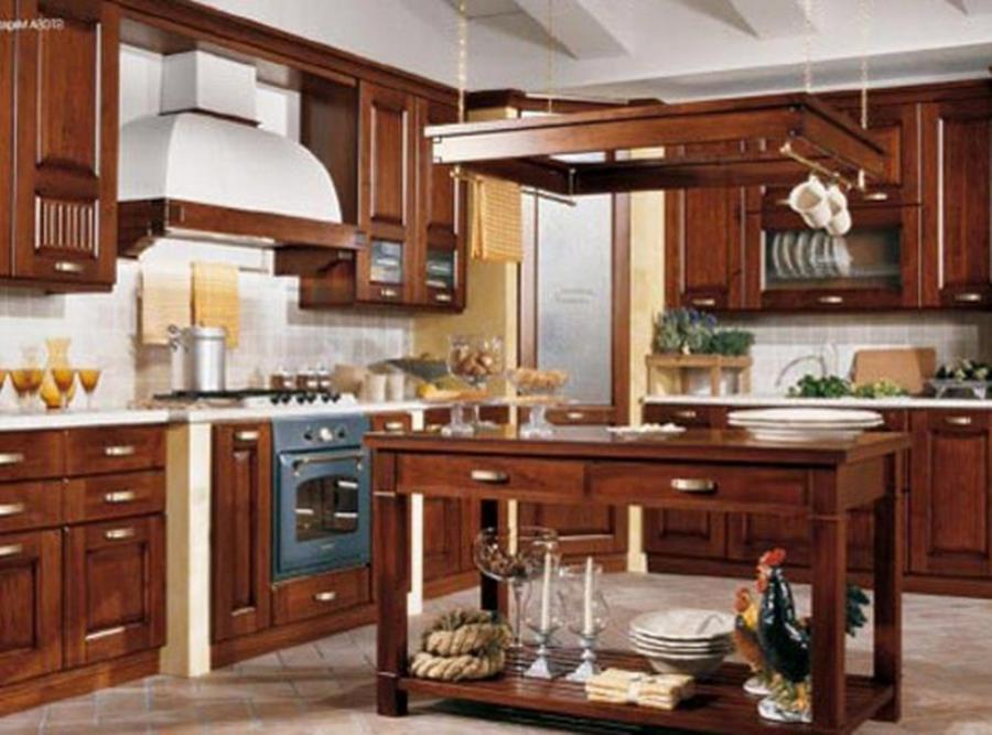 Kitchen Design Designs Italian Traditional Wooden From Stosa...