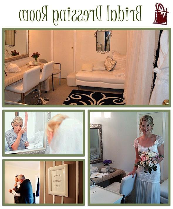 Bride Dressing Room Photos
