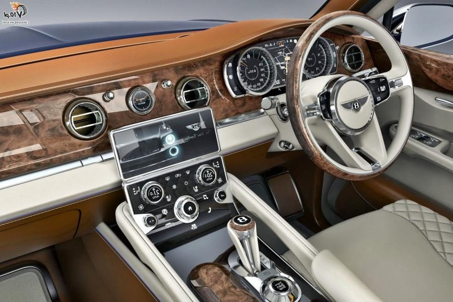Maserati Kubang Interior Photos
