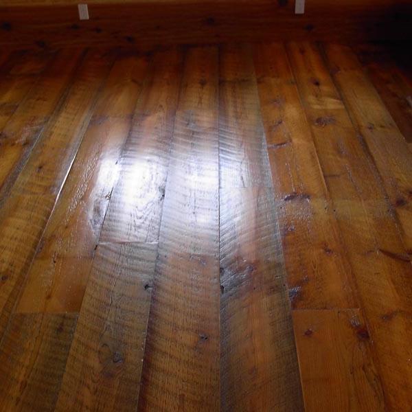 Rustic Hardwood Flooring Photos