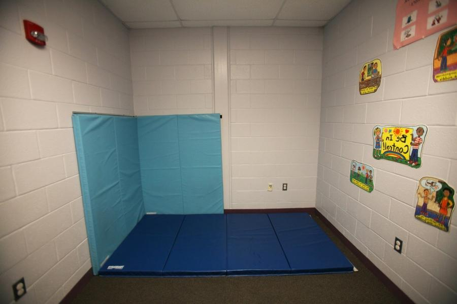 Locked Away: How Ohio Schools Misuse Seclusion Rooms