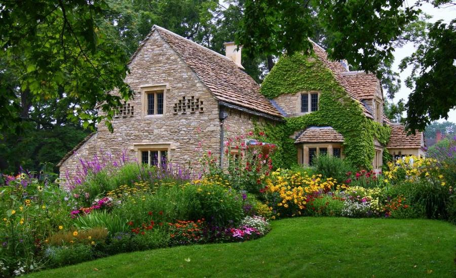 Old english cottage photos for English country cottages