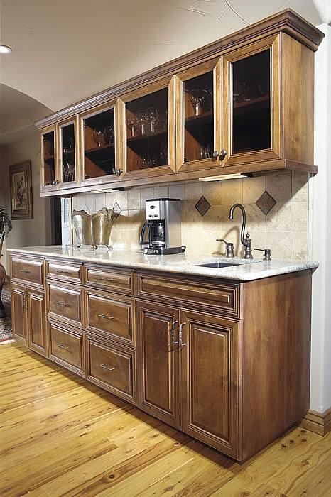 Quality Solid Wood Kitchen Cabinets can make your dream kitchen a...