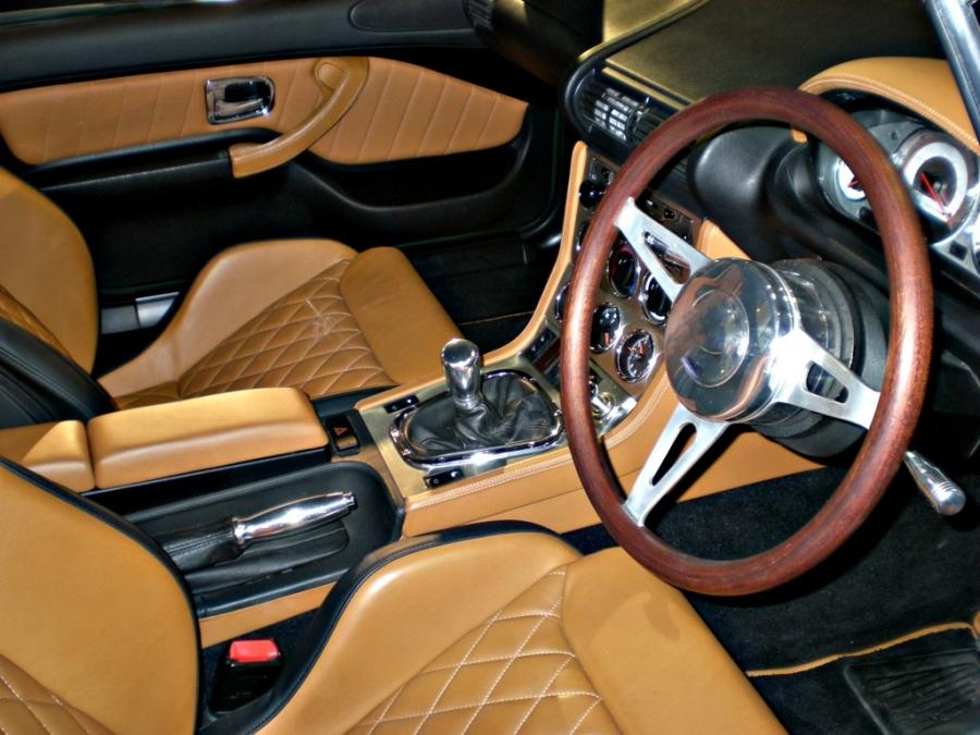 photos of custom leather car interiors. Black Bedroom Furniture Sets. Home Design Ideas