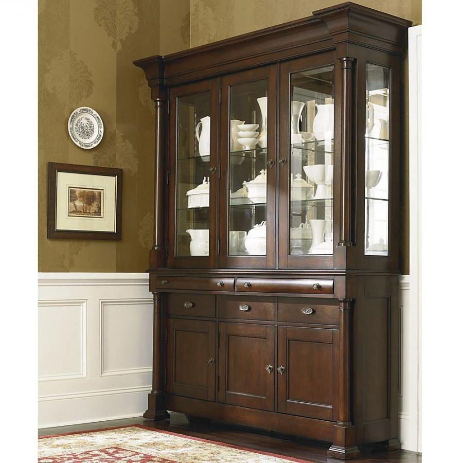 Louis Philippe china cabinet