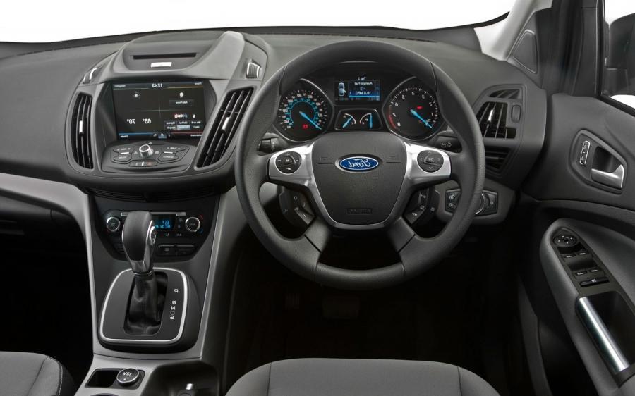 Ford escape photos interior - Ford escape interior accessories ...