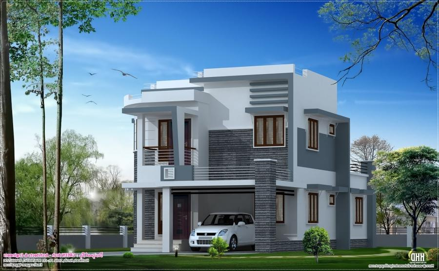Beautiful house photos in chennai House architecture chennai