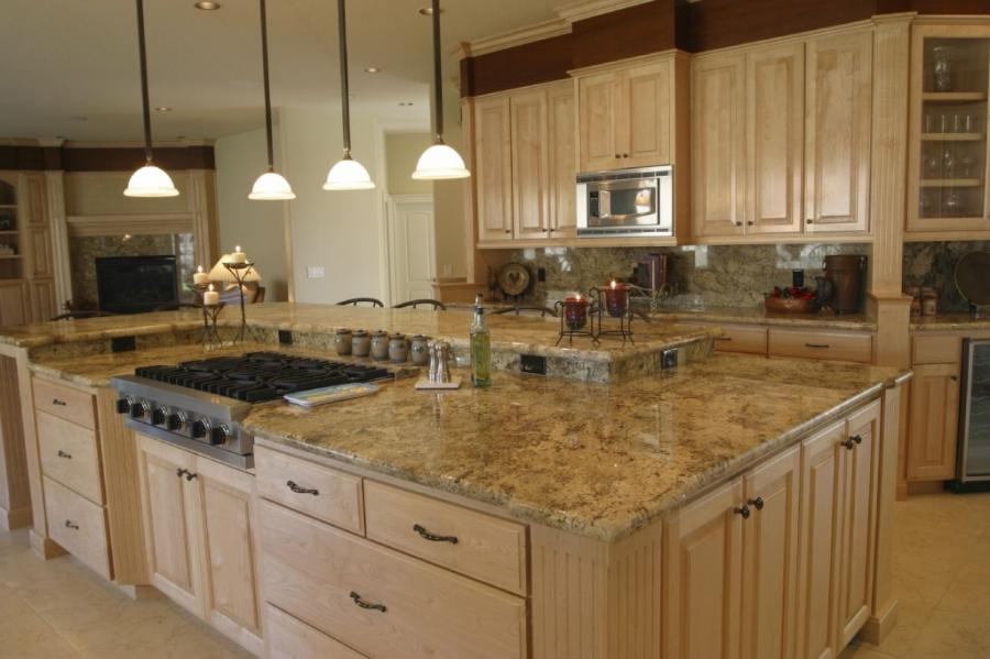 Cabinet Refacing and Quartz Counters at Cabinet Creations of the...