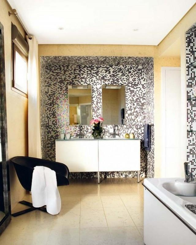 Mexican Tile Bathroom Home Design Ideas Pictures Remodel: Mexican Style Bathroom Photos