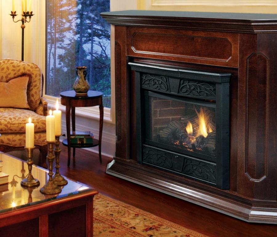 gas fireplace photo. Black Bedroom Furniture Sets. Home Design Ideas