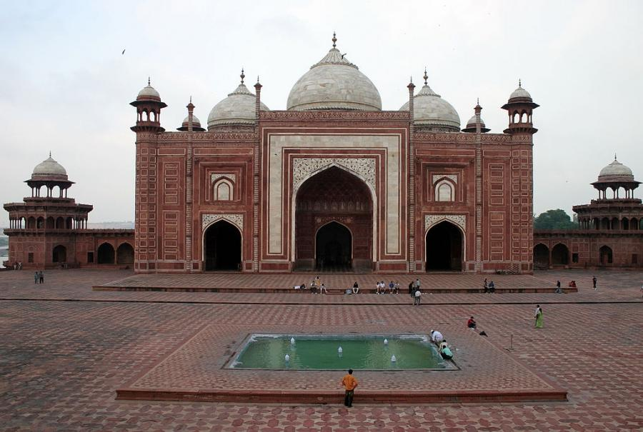 Taj case