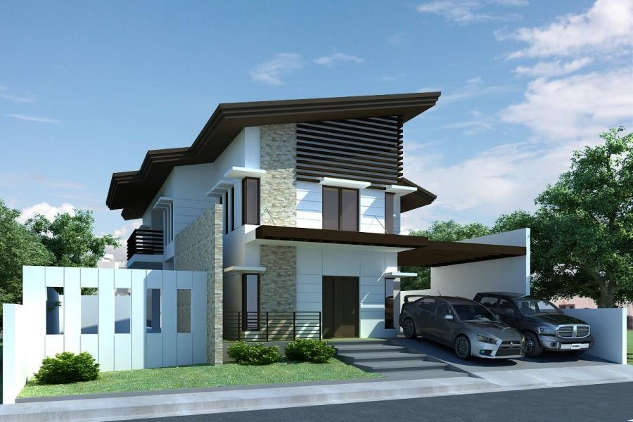 Modern european house plans with photos for Small european house plans