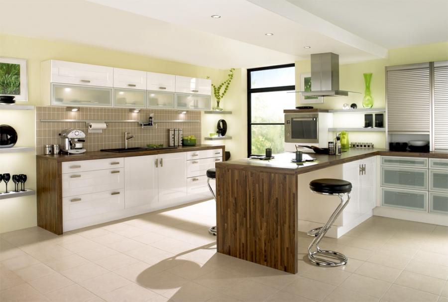 kitchen design ideas with black appliances 4 Kitchen Design Ideas...
