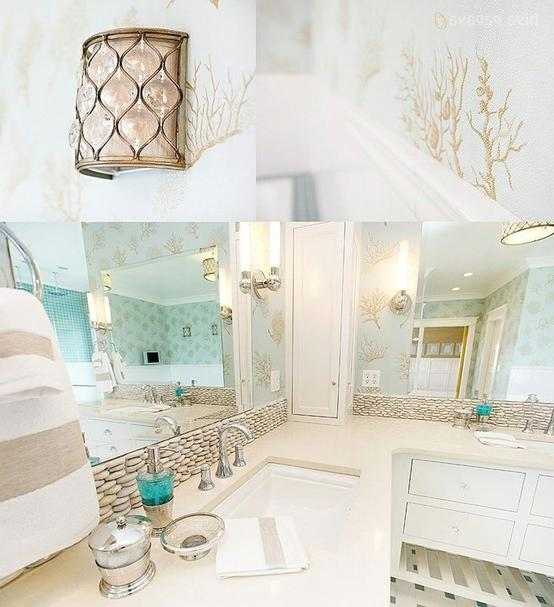 Ocean Decor For Bathroom: Ocean Theme Bathroom Photos