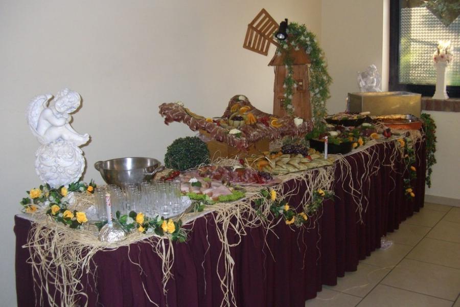 Decoration De Buffet Froid Photo