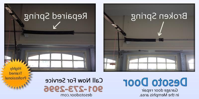 Garage Door Mechanic Photos