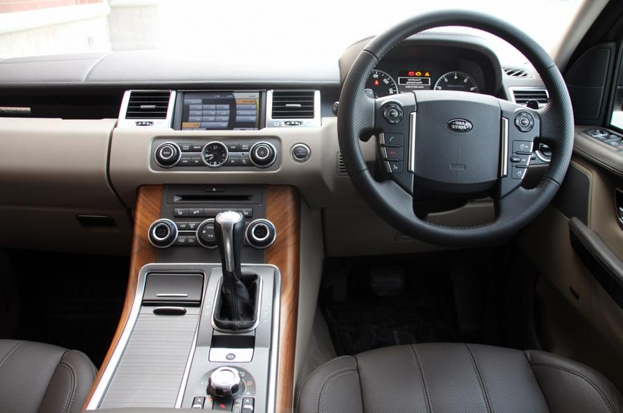 2010 Range Rover Sport Interior Wallpapers Driverlayer Search Engine