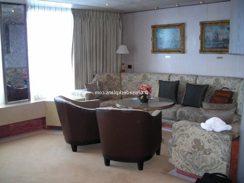+ 189 sf balcony 1 Staterooms